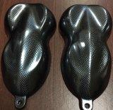 Forme de vitesse pour l'eau de l'impression de transfert de postes indiquent la couleur noire. (BDD006)