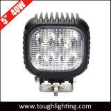 5 pouces haute puissance 40W CREE LED feux de travail du tracteur Offroad
