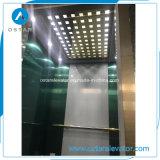 アパートの乗客のエレベーター、1000kg金チタニウムのエレベーターの小屋(OS41)