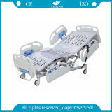 Ägäische AG-By007 5-Function ABS medizinisches Krankenhauspatient-elektrisches Bett