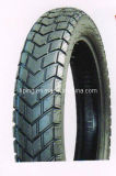 점은 승인했다 최상 고품질 사용 기관자전차 타이어 (110-90-17)를