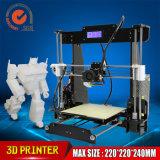 Mini stampante 3D della duplicatrice con stampa Prima della regina 3D di anti-blocco dell'espulsore