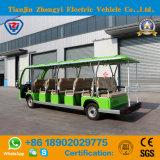 Novo projetado 17 lugares autocarro turístico com certificado CE