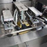 Horizontaler Fluss-automatische Verpackungsmaschine für Schokolade/nasses Gewebe