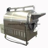 Entièrement en acier inoxydable, FARINE DE RIZ Le riz, le riz Husk torréfacteur Machine électrique