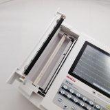 O eletrocardiograma de 12 Canais Meditech1212T do ECG Con 8 Pulgadas Maquina de pantalla Tactil En Color Multi-Idioma
