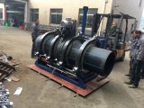 250mm/450mmのHDPEの管のバット溶接機