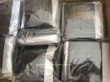مصنع إنتاج عامة لون بوليستر أسود متعدّد وظائف عنق أنابيب مع شريط انعكاسيّة