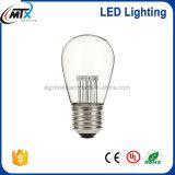 Высокая эффективность светодиодная лампа с корпусом из стекла для внутреннего освещения