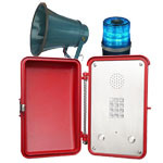 Im Freien lauterer Lautsprecher-Telefon-Rundschreibsystem
