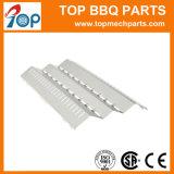 Bbq-Abwechslungs-Porzellan-Überzogener Wärme-Platten-Brenner-Gas-Gitter-Stab