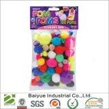 POM Poms-Perfecto para todas las clases de artes para los niños