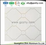 Directa de Fábrica de azulejos de techo de aluminio para el edificio de oficinas