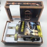 새로운 Dual Color Car LED Headlight 3000K 6500K Copper Belt
