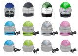 虹LED軽い車USBの空気清浄器
