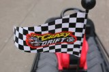 2016 New Safe Crazy Drift Cart 250W for Kids Use Only Made in Clouded
