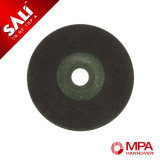Tipos em mudança do disco de roda do moedor do ângulo profissional para a pedra