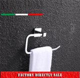 Accesorios de baño Toalla de latón cromado Ring