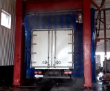 يشغل حافلة وشاحنة غسل آلة