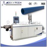 Approvisionnement en eau/extrudeuse en plastique de pipe de l'extrusion Plant/HDPE pipe de gaz/évacuation