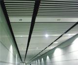 Потолок пальто порошка поставщика Китая алюминиевый линейный
