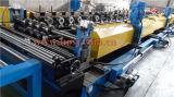 생산 기계를 형성하는 강철에 의하여 배열된 배선 롤이 관통되는 케이블 쟁반에 의하여 직류 전기를 통했다