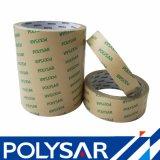 Résistance à la chaleur de l'acrylique solvant Ruban adhésif double face pour panneau en plastique
