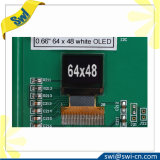 전화를 위한 28pins OLED 위원회 가격 64X48를 가진 0.66 인치