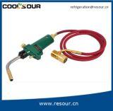 Les tuyaux en cuivre de soudage Coolsour et tubes en aluminium part Torche Lampe torche de soudage