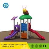Детский парк развлечений пластика экологически безвредные торговой площадки для установки вне помещений оборудование