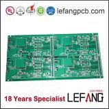 Доска PCB Tg130 Fr4 с отделкой поверхности HASL