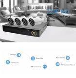 Хранение коаксиальное HD ночного видения 1080P NVR фабрики оптовое устанавливает камеру IP