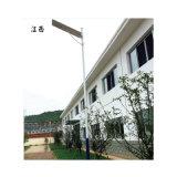 30W IP65 옥외 점화 태양계 통합 태양 가로등 가격