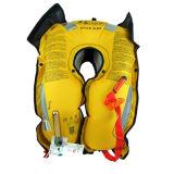 熱い販売のFoldable防水膨脹可能な大人の水泳のベスト