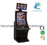 Machine van het Spel van de Groef van de Arcade van de Schroef van de aristocraat de Muntstuk In werking gestelde Video Elektronische