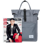 Fashion Korean Style Ordinateur portable de loisirs de plein air Voyage Sac à dos en nylon