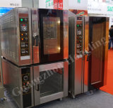 Heißer Verkaufs-energiesparender Backen-Maschinen-Konvektion-Gas-Ofen für Bäckerei-System