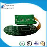4 capas Fr4 Rogers Rígido flexible multicapa PCB placa de circuito impreso para electrónica de consumo