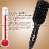 2017 حارّ يبيع قوة إمداد تموين كهربائيّة شعر يقوّي فرشاة شعر سريعا وبسهولة