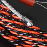 Укреплению провод кабеля съемника