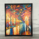 Decay Butterfly Canvas kind barrier Decor Flower oil Painting