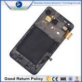 Affissione a cristalli liquidi del telefono mobile per il convertitore analogico/digitale dell'affissione a cristalli liquidi della galassia S2 di Samsung con il blocco per grafici