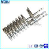 Fábrica tubular de la fabricación del calentador del elemento de la bobina del tubo eléctrico de la calefacción
