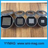 Fuerte bola magnética de neodimio D10mm, D25mm