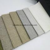 Il filato ha tinto il tessuto da arredamento 100% della presidenza del sofà della tessile della famiglia del tessuto del poliestere