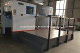 Cartón corrugado Diecutter Semi-automático máquina