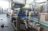 Bouteille de potable automatique film PE Emballage de l'emballage de la machine de l'enrubanneuse