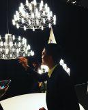 Lâmpada moderna do pendente do Ce da lâmpada de Haning Replice do candelabro do diodo emissor de luz