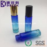 bouteilles en verre de rouleau d'atomiseur en verre de parfum de course de 5ml 10ml mini avec la bille en métal
