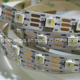 Luz de tira mágica del color LED de Digitaces RGB IP65 DC12V